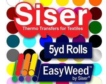 SISER EasyWeed HTV 5yd x 15'' Roll