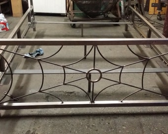 eflyg wrought awesome romantic iron beautiful frame beds black and bed