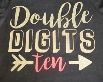 Double Digits Tshirt