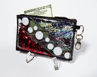 Coin Purse, Card Holder Keychain, Id Card Wallet, Credit Card Case, Credit Card Wallet, Card Holder Wallet, Card Wallet