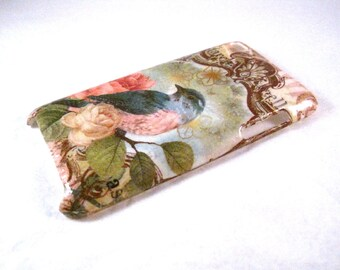 Vintage Bird iPhone 3, 4/4S, 5/5S/SE, 5C, 6 or iPod Touch Case
