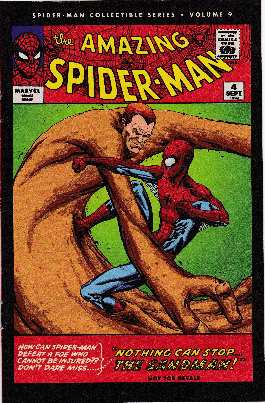 Erstaunliche Spider-Man 4 September 1963 Marvel Comics Los