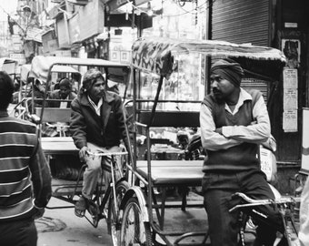 Street Photograph from India