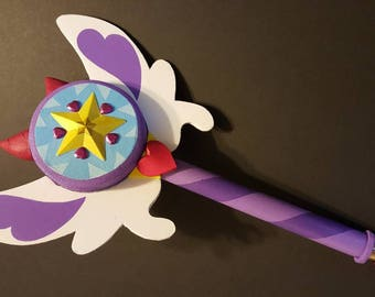New Star Butterfly Wand