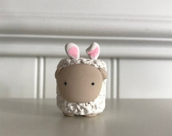 The Easter Bunny Sheep