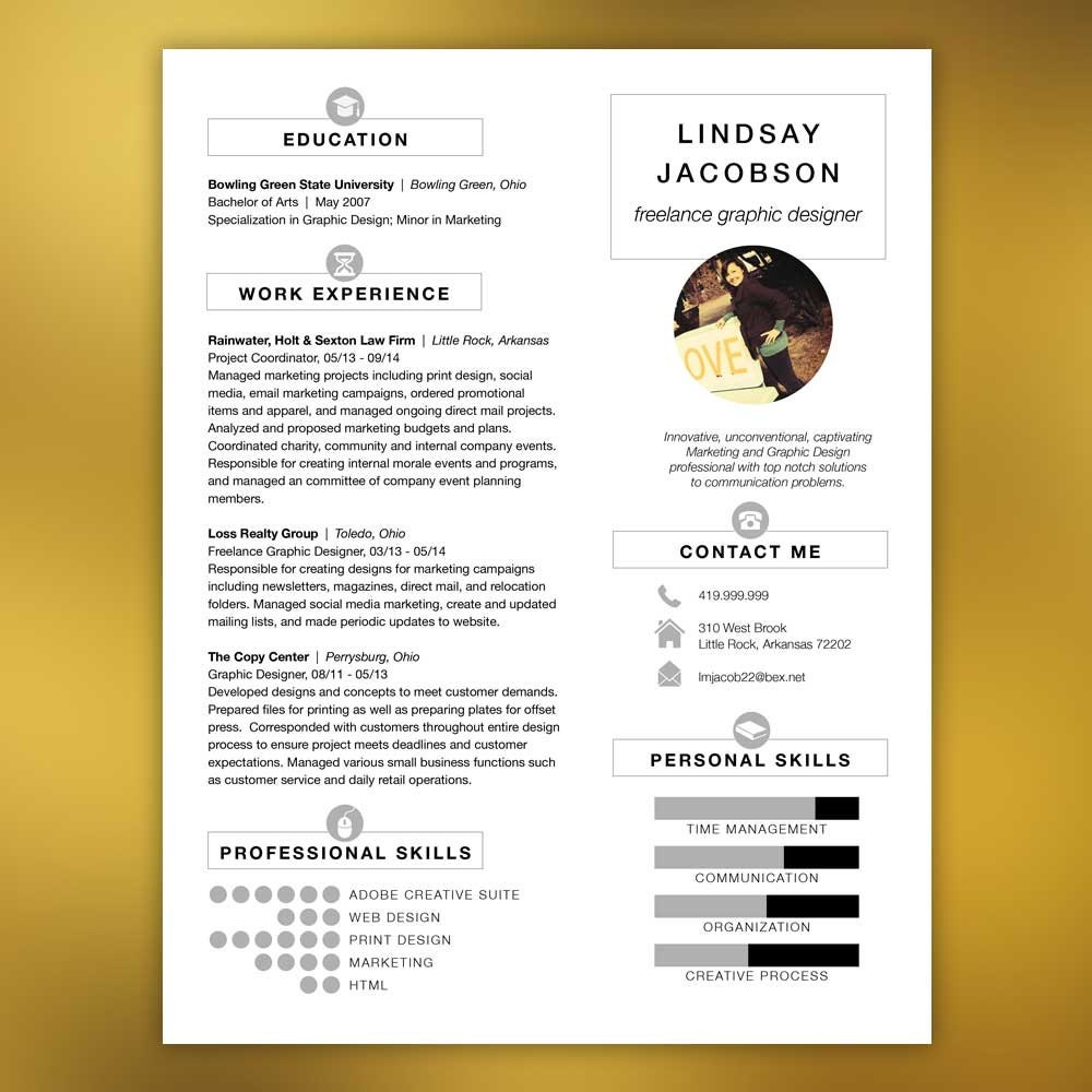 Professional resume template free cover letter and zoom madrichimfo Images