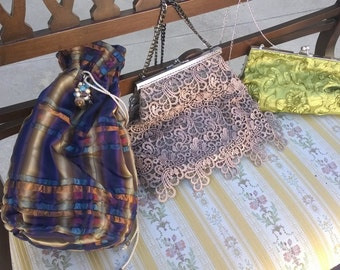cloth bags taffeta