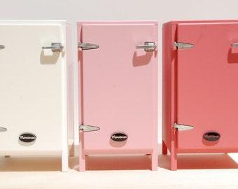 Small Pink Cooler - Fridge