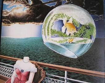 PROCOL HARUM Something Magic lp 1977 Rare Original Vinyl Record Album