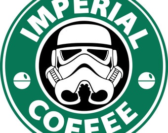 Imperial Starbucks Coffee SVG