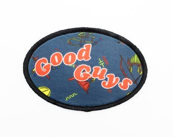 Good Guys Patch Childs Play Patch Chucky Patch Childs Play Chucky Good Guys Chucky Oval Patch Horror Patch 80s Horror Iron On Patch