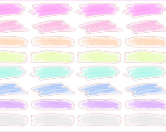 Spring Multicolor- Swatch boxes