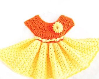 Handmade Girl Dress