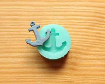 Tiny Anchor Silicone Mold