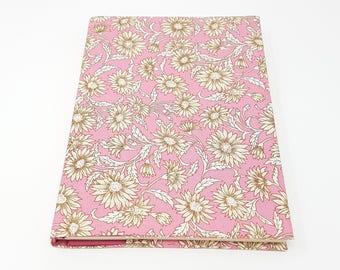 Pink Floral Notebook/Journal