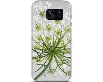 Samsung Queen Anne's Lace, Samsung Case, Phone Case