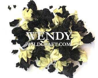 Black Mallow Flowers Malva