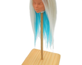Barbie/Bratz/Monster High Wig Series: Long Two Tone Wig