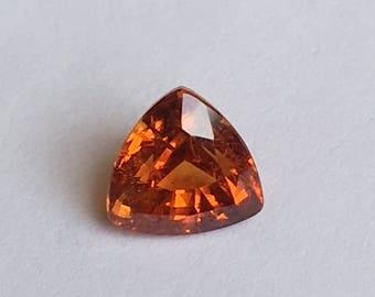 Spessatine Garnet, Red Spessatine Garnet, Orange Spessatine Garnet