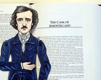 Edgar Allan Poe Articulated Paper Doll