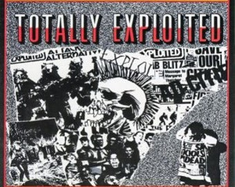 Exploited Best Of  27 SONG CD