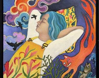 Dreamer - Sarah Stone Art