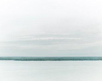 Color landscape photography print - ' Horizon 1 '
