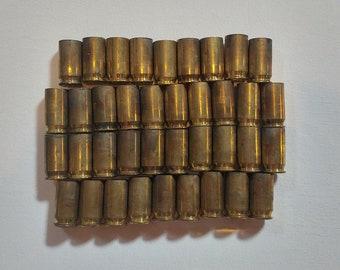 35+ .45 Empty Brass Bullet Casings