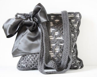 Crochet shoulderbag Gigi