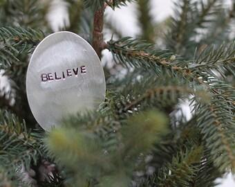 Believe Silverware Marker (E0524)