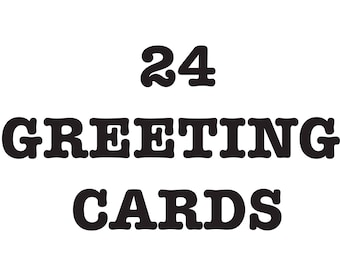 24 Cards