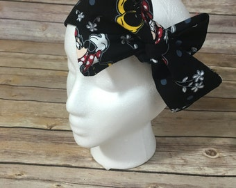 Minnie Mouse headwraps