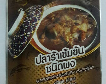 Thailand Food Concentrated Fermented fish powder ( 10 X 20 g.)