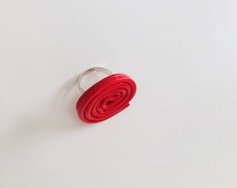 Ring Gourmet candy rotella fruit strawberry bijiux fantasy woman gift idea
