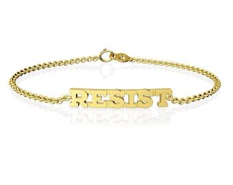 Resist Bracelet