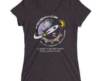 KidSpace, Inc. Ladies' short sleeve t-shirt