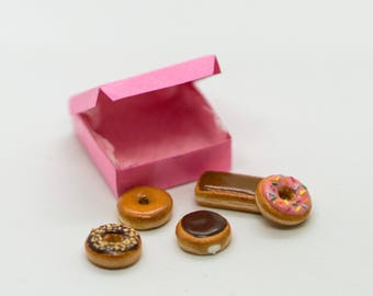 Box of Donuts Miniature