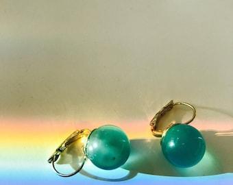 90s Orb Earrings
