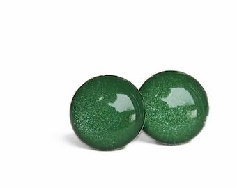 POP Earrings / PDX / Color POP / Handmade Jewelry / Resin Jewelry
