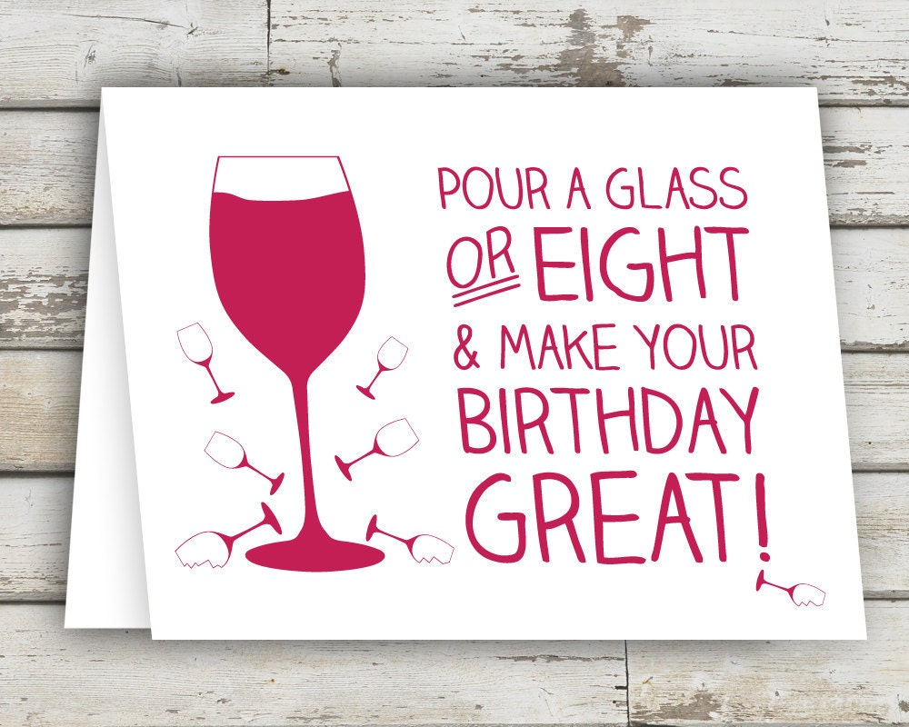 Birthday card birthday card funny funny birthday card card for birthday card birthday card funny funny birthday card card for friend birthday card friend birthday wine birthday card for her bookmarktalkfo Images