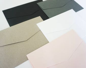 ADD ON ONLY // Envelopes // Labelle Creative Printed Invitation Customers