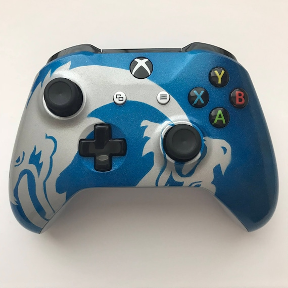 Commission Custom Xbox One S Controller