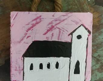 Mini Church Painting