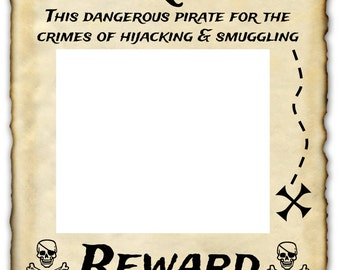 Wanted sign Etsy
