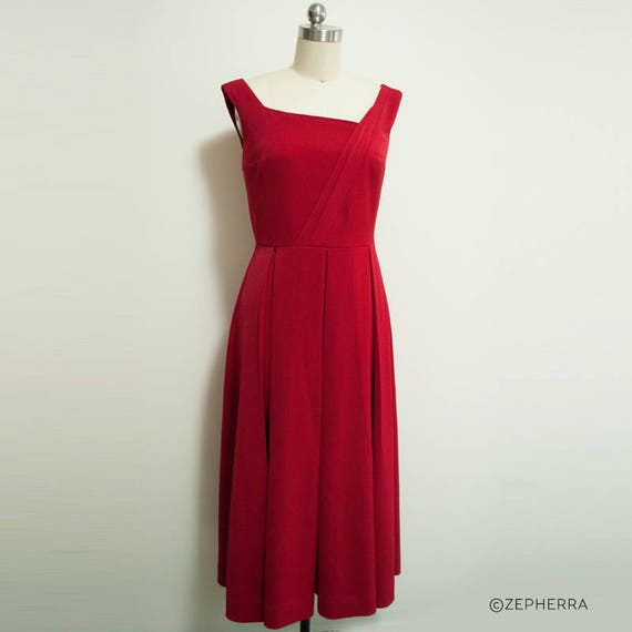 Kate Middleton Evening red dress/ Finella dress inspired/ Red