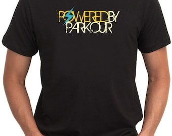 Powered By Parkour T-Shirt