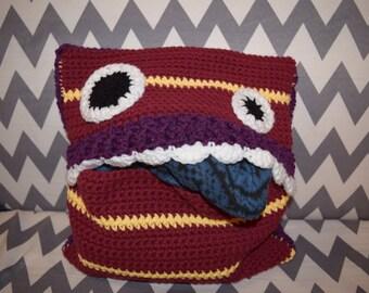 Custom Pajama Monster