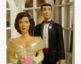 ONSALE Beautiful Wedding Cake Topper