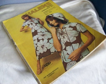 Halens swedish catalog 1971