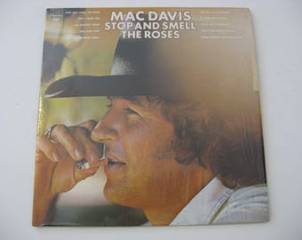 Mac Davis - Stop And Smell The Roses - Circa 1974